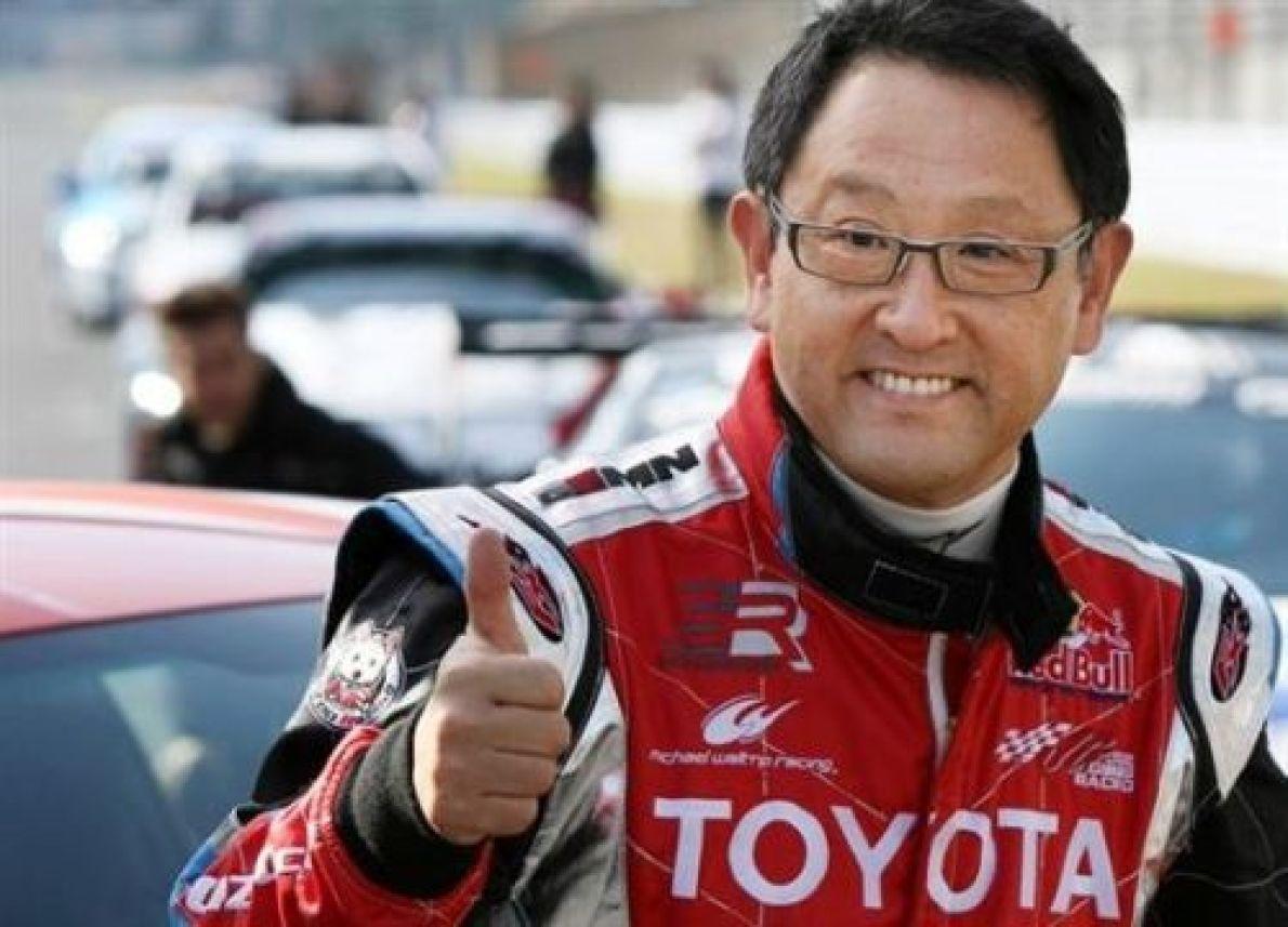 """丰田计划将成立""""内部创业公司""""研发电动车"""