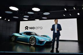 """蔚来汽车伦敦发布会:""""NIO EP9""""超跑的背后"""