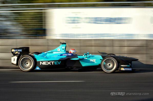 蔚来汽车在2014-2015赛季切入Formula E