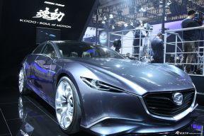 马自达2021年将推出首款插电混动车型