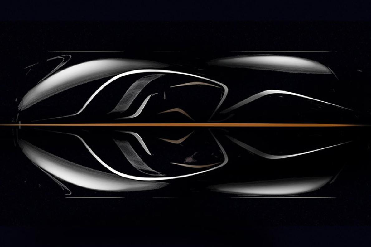 代号BP23 迈凯伦F1旗舰超跑继任者将发布