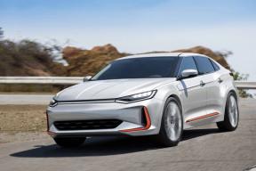 威马汽车工厂落户温州 疑似车型设计图曝光