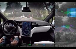 钱柜娱乐平台发布最新Autopilot 2.0自动驾驶系统