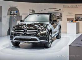 奔驰GLC氢燃料电池车介绍