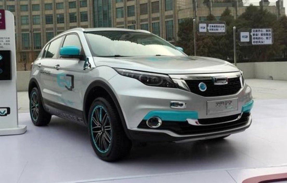 观致旗下首款纯电动SUV将于2017年正式推出