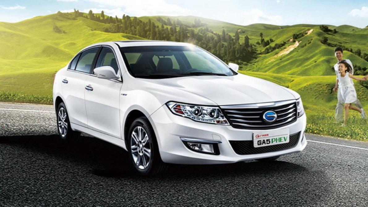 传祺GA5售价19.93万起 欢迎试乘试驾
