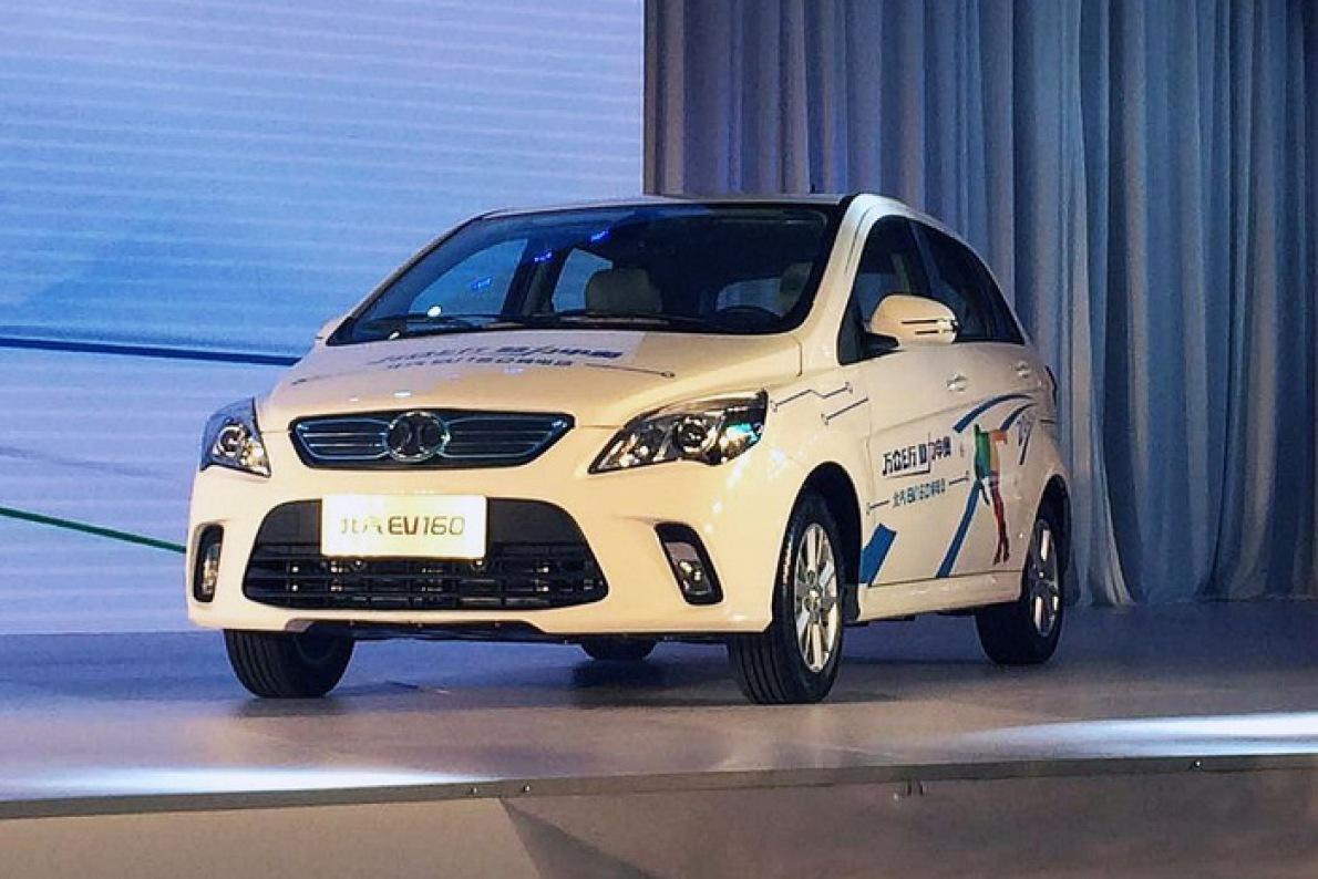 EV系列提供试乘试驾 购车优惠9万元