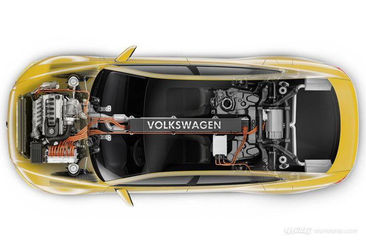 大众 Sport Coupe GTE  概念车