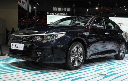 新能源汽车起亚K5混动版介绍