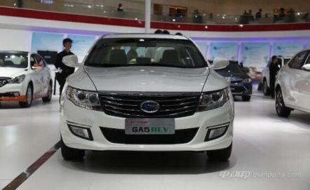 传祺ga5增程式电动汽车介绍