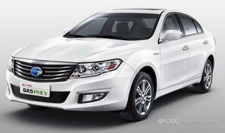 传祺ga5插电混动版车型介绍