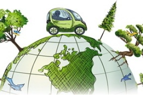 """打造新能源之""""芯"""" 解决汽车充电困扰"""