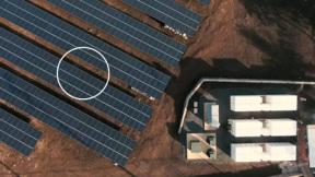 塔乌岛上特斯拉太阳能储电站