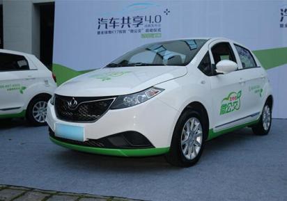 吉利康迪全球鹰K17纯电动汽车为环保加油