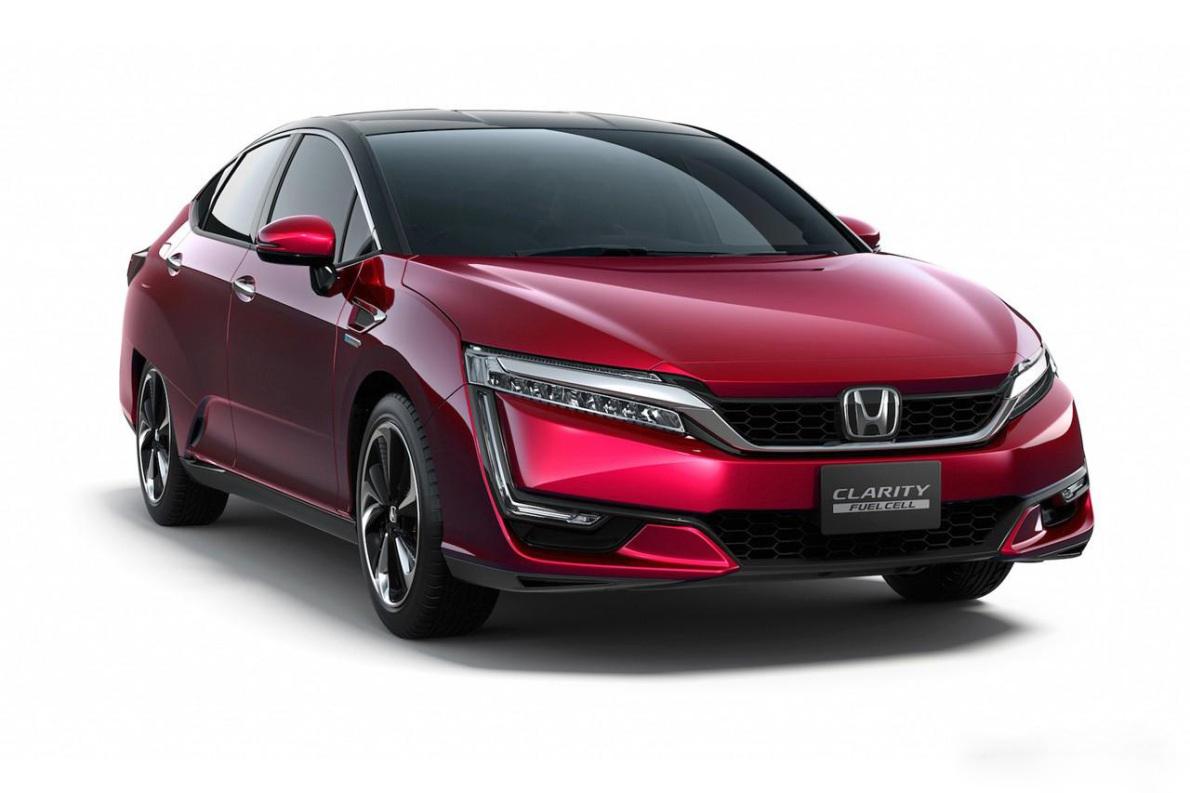 电池不占地儿 本田氢燃料电池车即将欧洲开售