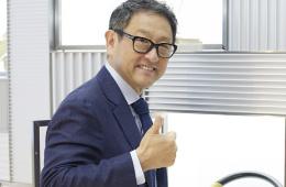 丰田CEO丰田章男任旗下电动汽车团队领导人