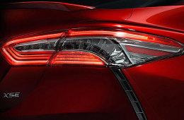 丰田发布新一代凯美瑞预告图,将以混动为主