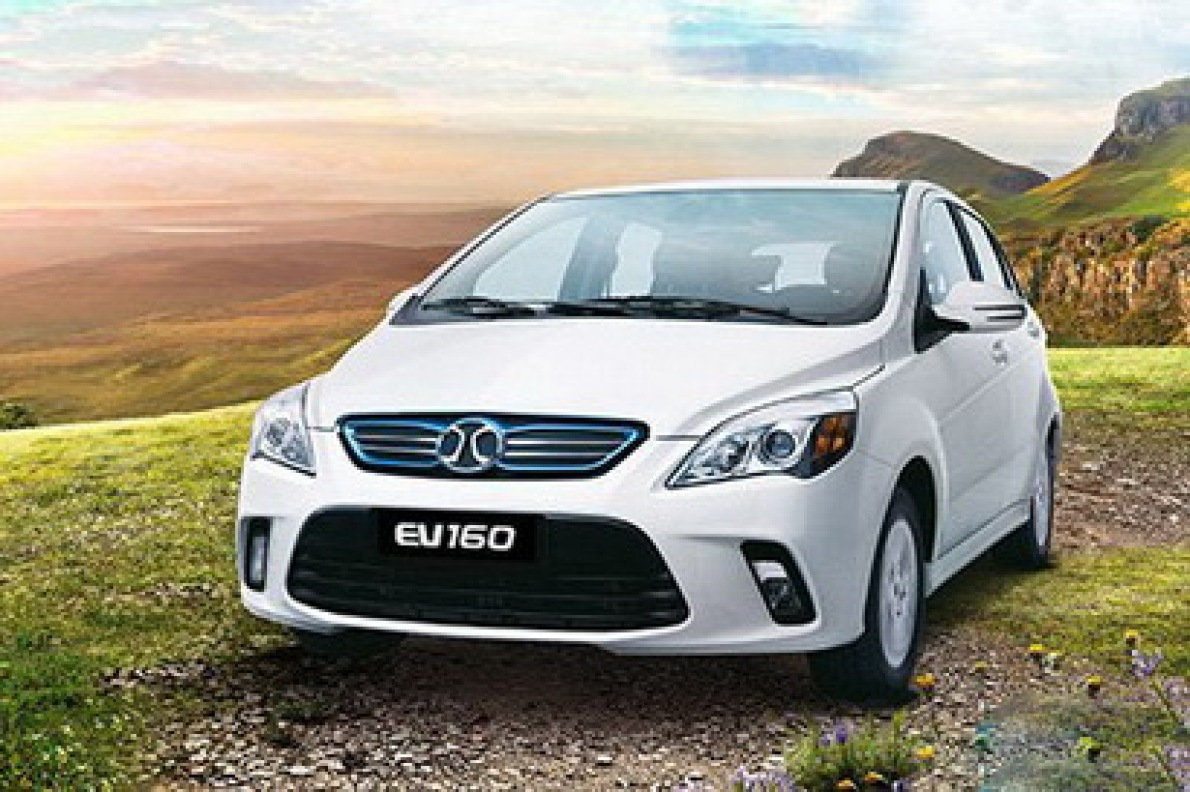 EV系列售价17.78万元起 暂无现金优惠