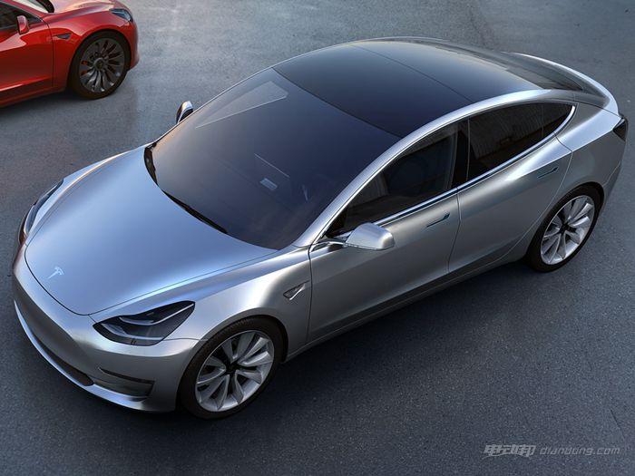 特斯拉Model 3 (2)