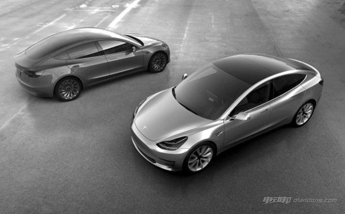 特斯拉Model 3 (4)