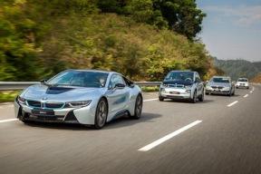 既有面子也有里子 四款BMW新能源车驾乘体验