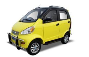微型低速电动汽车2016年销量排行