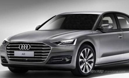 奥迪首款纯电动轿车A8 售价预计为87.98万