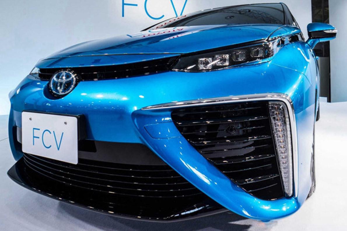 丰田混动车成中心 二氧化碳排量将降90%