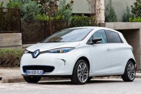 德国11月新能源汽车销量排名 ZOE卫冕第一