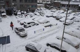 停车的学问  实用的冬季室外停车小技巧