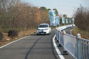 雷诺及合作伙伴在武汉设首个自动驾驶示范区