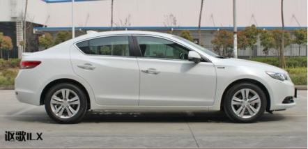 讴歌电动汽车 推出全新车型ILX