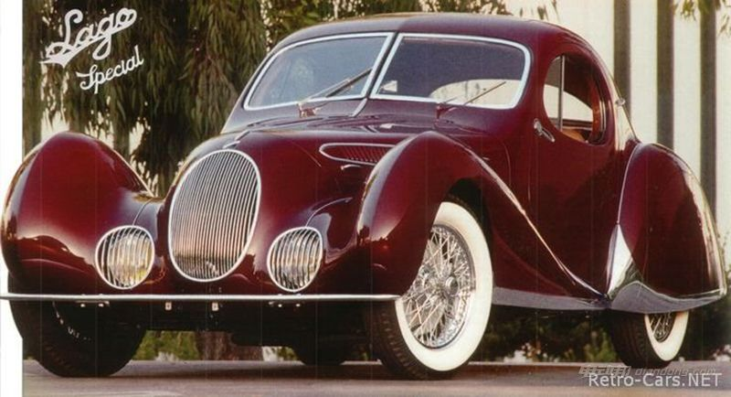 Talbot-Lago 150 SS