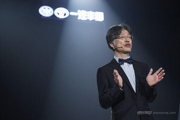 一汽丰田汽车销售有限公司-企划部-吉村郁夫-发言