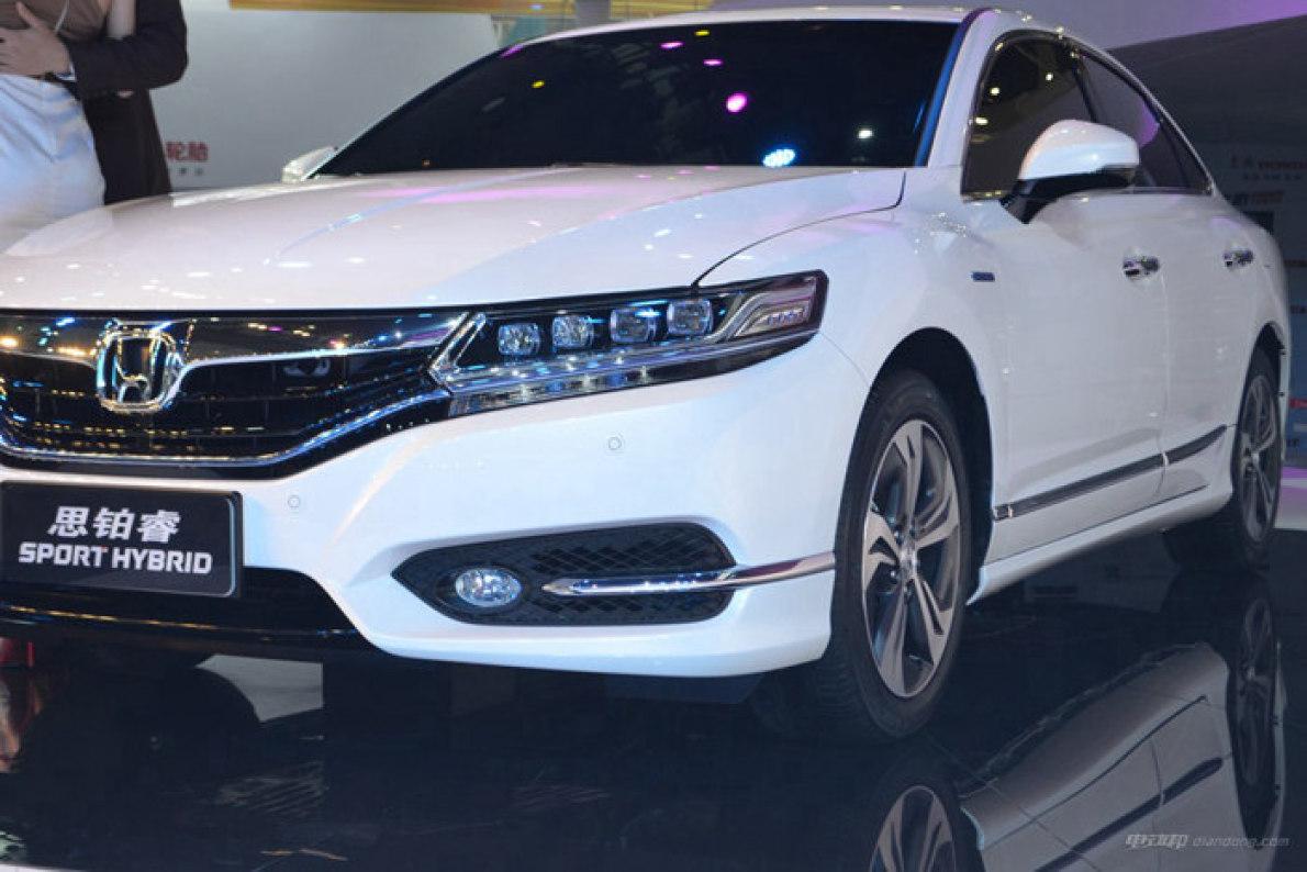 思铂睿锐·混动车型于1月5日上市 油耗仅4.2L