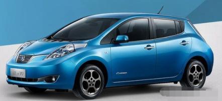 启辰晨风E30电动汽车价格及图片介绍