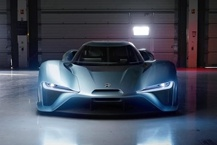 蔚来 EP9 新能源汽车