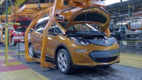 雪佛兰Bolt EV生产揭秘