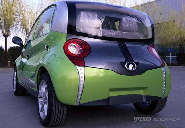 长城欧拉新能源电动汽车