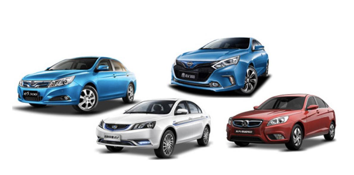 今年的补贴额度明年买 10-15万纯电车型推荐