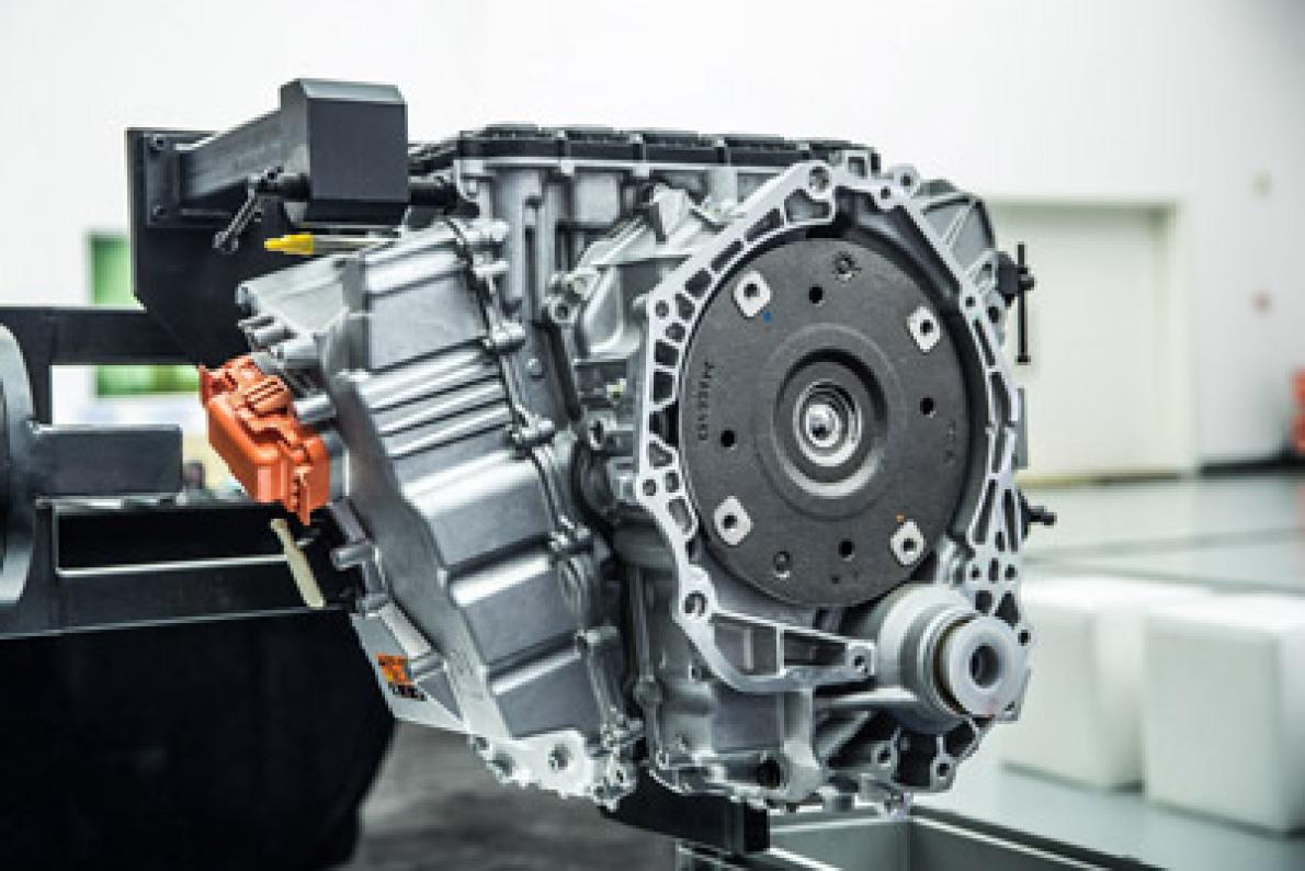 和丰田混动有的一拼 拆解别克智能电驱系统