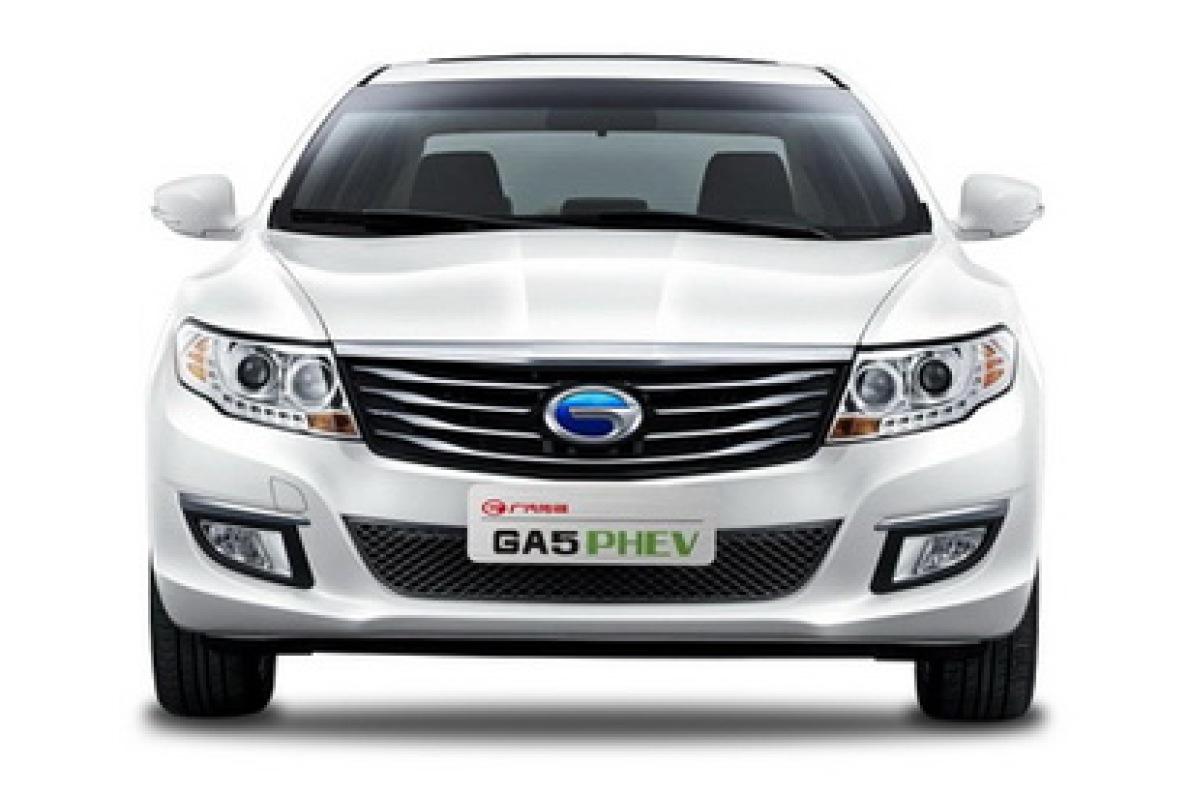 传祺GA5平价销售19.93万起 可试乘试驾