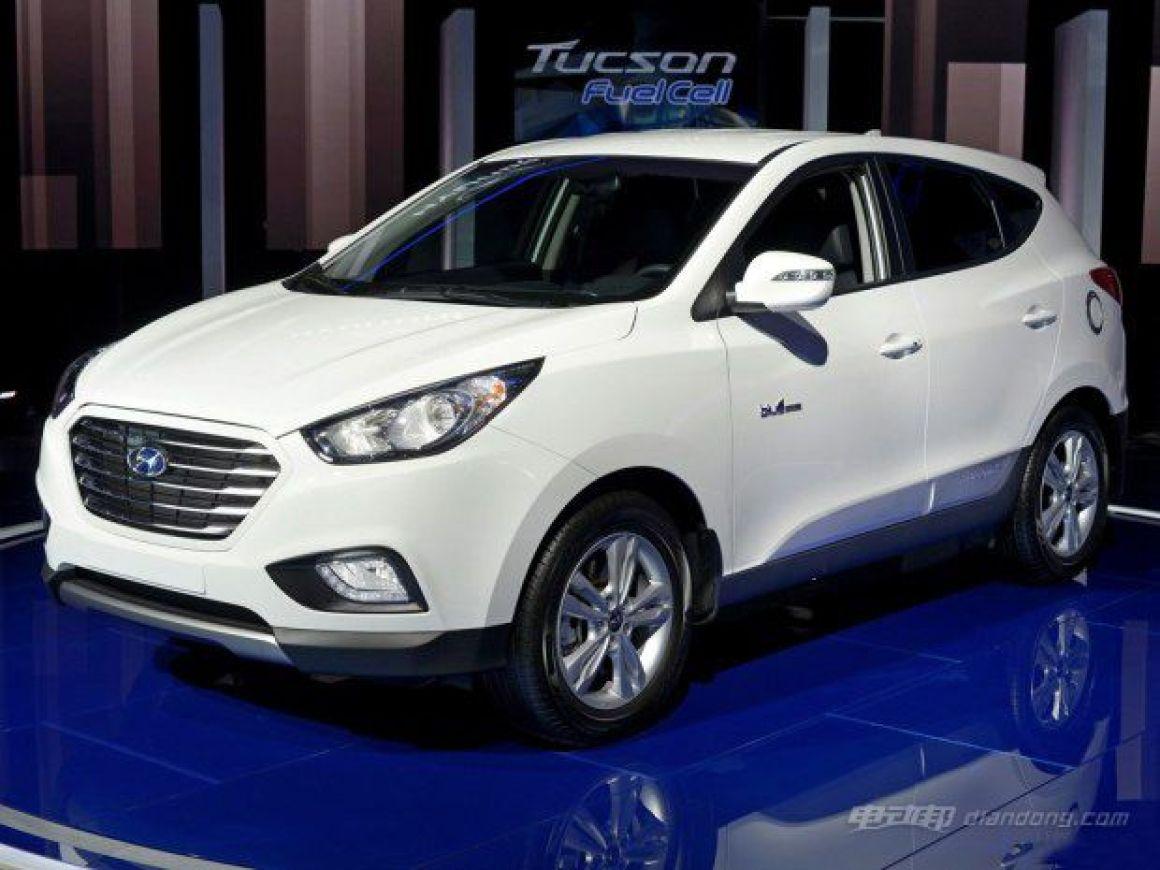 新一代途胜氢燃料电池车有望2018年推出