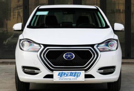 江淮第五代电动汽车iEV5价格及图片详情