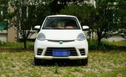 吉利知豆2低速电动汽车价格及图片介绍