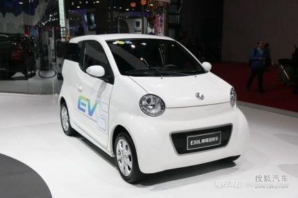 东风风神e30l电动汽车车型介绍