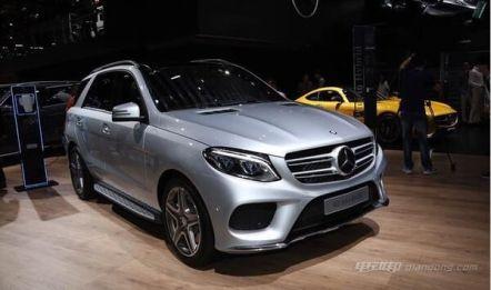 奔驰GLE500e油耗及车型介绍