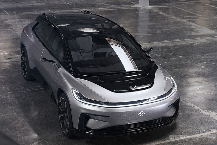 ▲ Faraday Future FF91