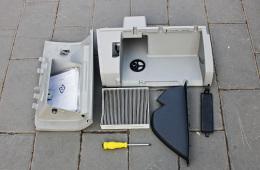 雾霾再起 如何自己动手更换空调滤芯