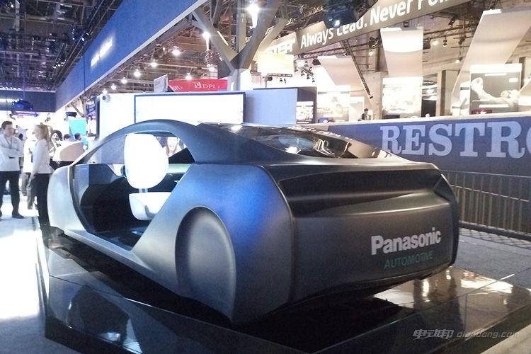 做电器的也要做车 松下发布自动驾驶概念车